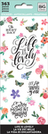 Life Is Lovely - Me & My Big Ideas Stickers