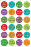Be Your Best - Hygloss Themed Stickers 3/Pkg