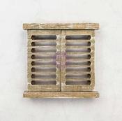 Wood Shutters Memory Hardware Set 1 - Prima