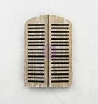 Wood Shutters Memory Hardware Set 2 - Prima