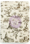 Oh Toile Passport Size Notebook Insert - Prima