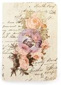 Dusty Rose Passport Size Notebook Insert - Prima