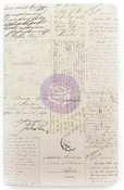Old Letter Personal Size Notebook Insert - Prima