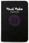 Mixed Media Paper Notebook Passport Size - Prima