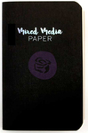 Mixed Media Paper Notebook Personal Size #1 - Prima
