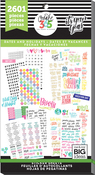 Dates & Holidays, 2601/Pkg - Happy Planner Sticker Value Pack