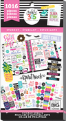 Student, 1016/Pkg - Happy Planner Sticker Value Pack