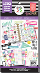 Yay Student, 1302/Pkg - Happy Planner Sticker Value Pack