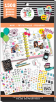 Mini Icons, 1508/Pkg - Happy Planner Sticker Value Pack