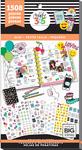 Mini Icons, 1508/Pkg - Happy Planner Sticker Value Pack