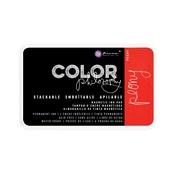 Peony Color Philosophy Permanent Ink Pad - Prima - PRE ORDER