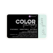Sea Glass Color Philosophy Permanent Ink Pad - Prima - PRE ORDER