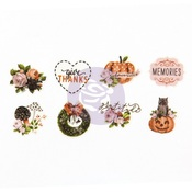 Fall Washi Stickers - PTJ - Prima