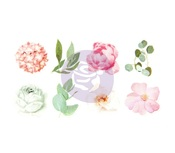 Spring Washi Stickers - PTJ - Prima