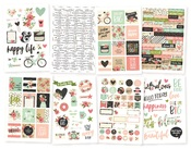 Bloom Stickers - Simple Stories