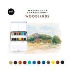 Woodlands Watercolor Confections - Prima