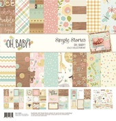 Oh, Baby! Collection Kit - Simple Stories