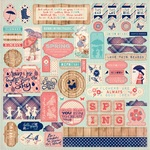 Refreshed Sticker Sheet - Authentique