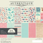 Refreshed 6 x 6 Paper Pad - Authentique