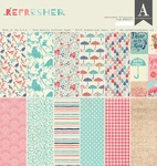 Refreshed 12 x 12 Paper Pad - Authentique