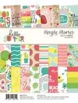 Hello Summer Pad - Simple Stories - PRE ORDER