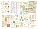 Oh, Baby! Sticker Sheet - Simple Stories - PRE ORDER
