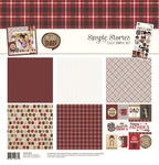 Collection Kit - Plaid Dad - Simple Stories