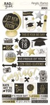 Rad Grad Sticker Sheet - Simple Stories