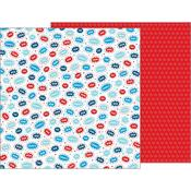 Boom Sparkle Pop Paper - Land That I Love - Pebbles