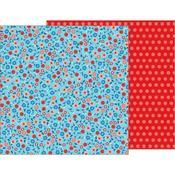 Patriotic Blooms Paper - Land That I Love - Pebbles