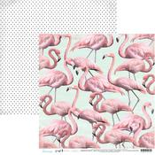 Flamingle Paper - Pineapple Crush - Heidi Swapp