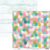 Good Vibes Paper - Pineapple Crush - Heidi Swapp