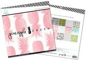 Pineapple Crush Paper Pad - Pineapple Crush - Heidi Swapp