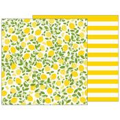 Citrus Sweet Paper - Patio Party - Pebbles