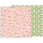 Let's Flamingo Paper - Patio Party - Pebbles