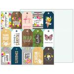 Just For You Paper - Patio Party - Pebbles - PRE ORDER
