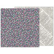 Scattered Posies Paper - Patio Party - Pebbles