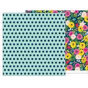 Bouquets Paper - Patio Party - Pebbles