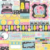 Combo Stickers - Summer Mood - Bo Bunny