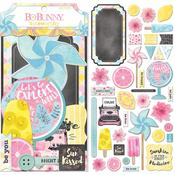 Noteworthy Embellishments - Summer Mood - Bo Bunny