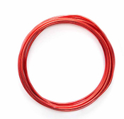 Red Happy Jig Color Wire - WeR