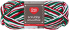 Christmas Ombre - Red Heart Scrubby Smoothie Yarn Ultra soft and smooth cotton yarn perfect for more than dishcloths! Great for bags, accessories and fashion. Weight category: 4. Content: 100% cotton. Putup: 3.5oz/100g, 153yd/140m (solid), 3oz/85g, 131yd/120m (striped). Gauge: 12sx15r = 4in/10cm on size US8/5mm knitting needles. Suggested crochet hook size: I-9/5.5mm. Dyelotted: we try but are not always able to match dyelots. Care: machine wash, machine dry, do not iron, do not bleach. Comes in a variety of colors. Each sold separately. Imported.