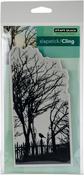 """Peaceful Moment - Penny Black Cling Stamps 5""""X7"""""""