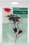 """Red Delight - Penny Black Cling Stamps 5""""X7"""""""