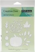 Pumpkins & Leaves - Penny Black Creative Dies