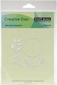 Layered Christmas Wreath - Penny Black Creative Dies