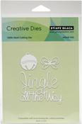 Jingle Bells - Penny Black Creative Dies