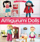Crochet Amigurumi Dolls - Tuva Publishing