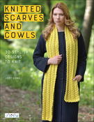 Knitted Scarves And Cowls - Tuva Publishing