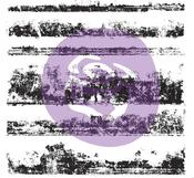 "Distresssed Edges - Prima Marketing Decor Stamp 12""X12"""
